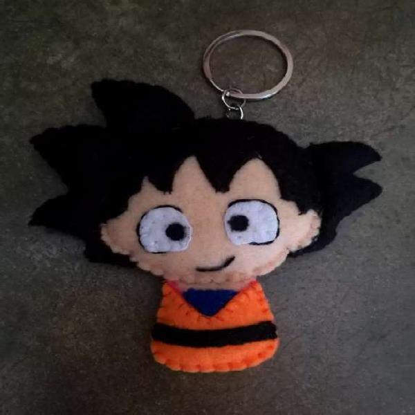 Goku Dragon Ball llavero