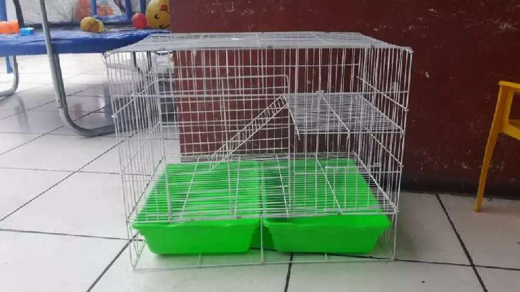 Venta de jaula para conejo y cuy