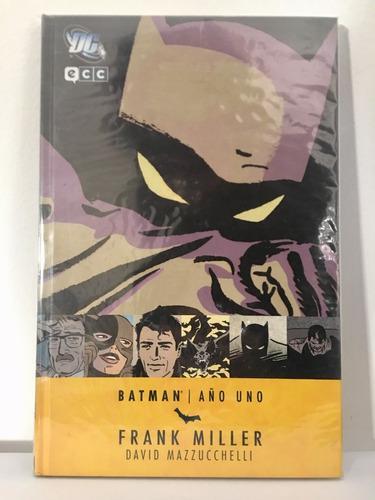 Batman - Año Uno (frank Miller)