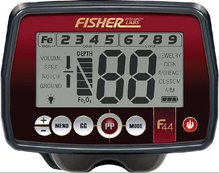 DETECTOR FISHER F