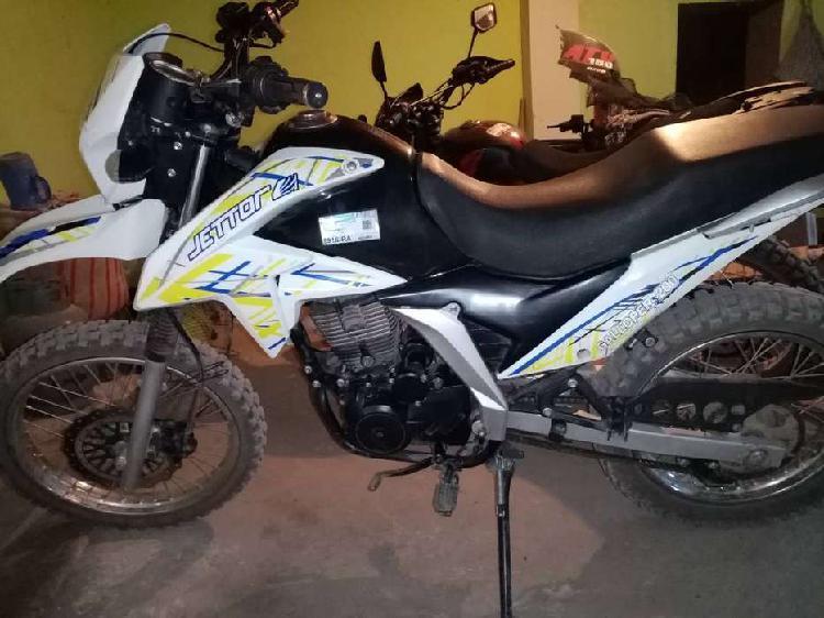 Moto Jettor Galloper 200 cc