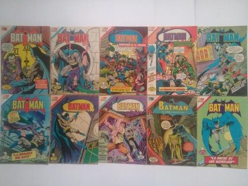 Revistas Cómics Batman Superman Novaro