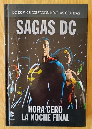 Sagas Dc: Hora Cero/la Noche Final (editorial Salvat)