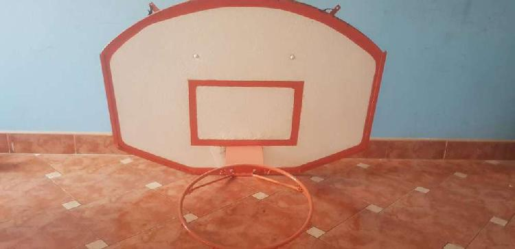 Tablero De Basket