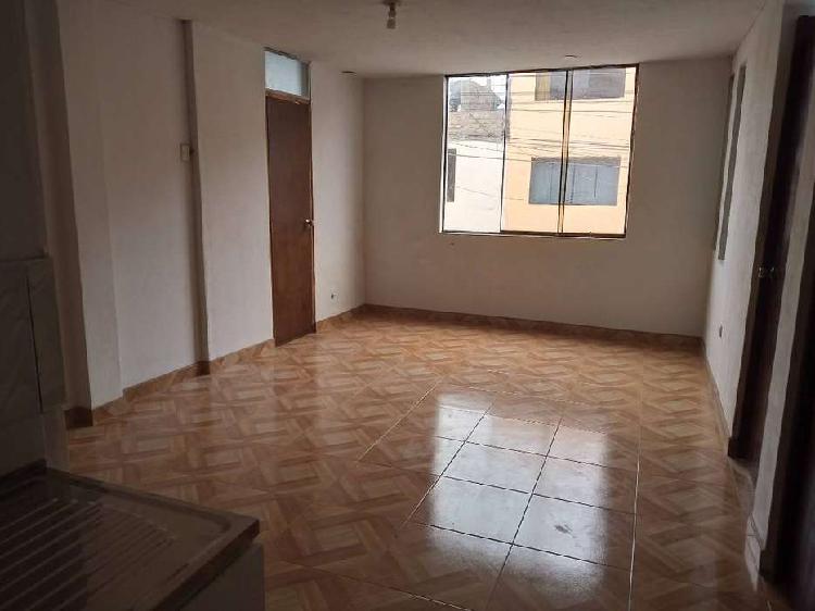 Apartamento con ventana ala calle 2 piso