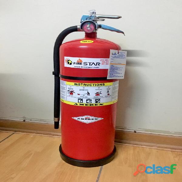 Extintor de 30 libras amerex certificacion ul huancayo
