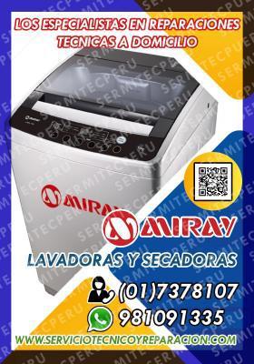 Descubre! servicio tecnico lavadoras–[miray]–981091335 -