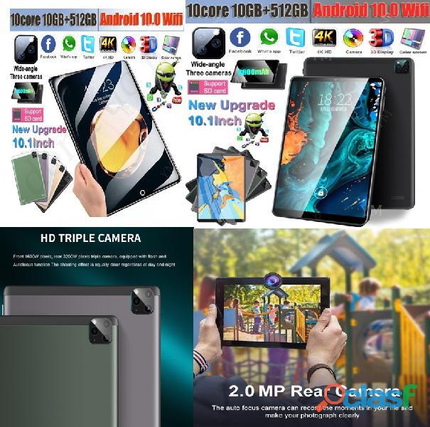 Tablet pc con wifi de 10.0 pulgadas