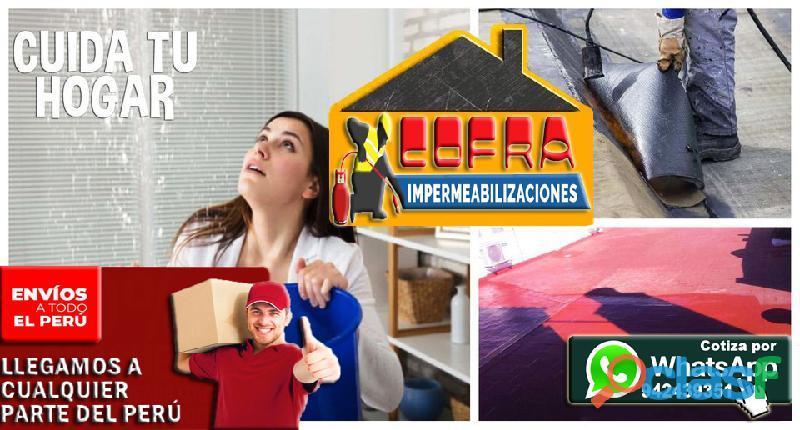 ALTA DURACION Y PROTECCION CON MEMBRANA LIQUIDA