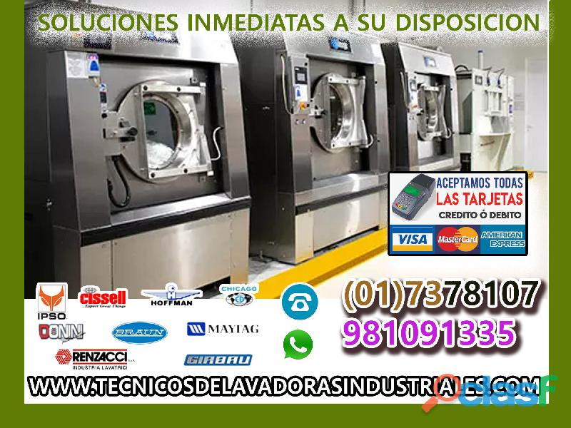 EFFICIENT TÉCNICOS DE LAVADORAS>>>SPEED QUEN  En San Borja