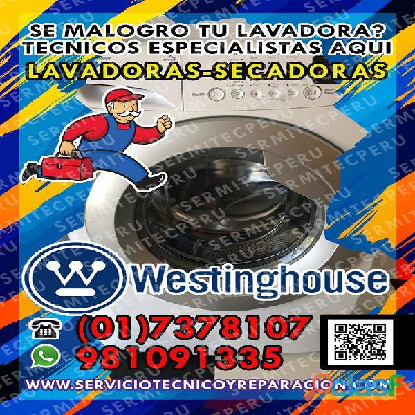 En Magdalena Reparación de Lavadoras WESTINGHOUSE > 981091335 La Molina