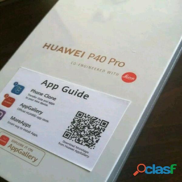 Brand new huawei p40 pro