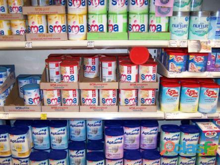 leche en polvo para bebés al por mayor 1