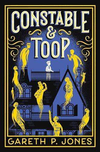 Constable y toop, gareth p. jones, novela