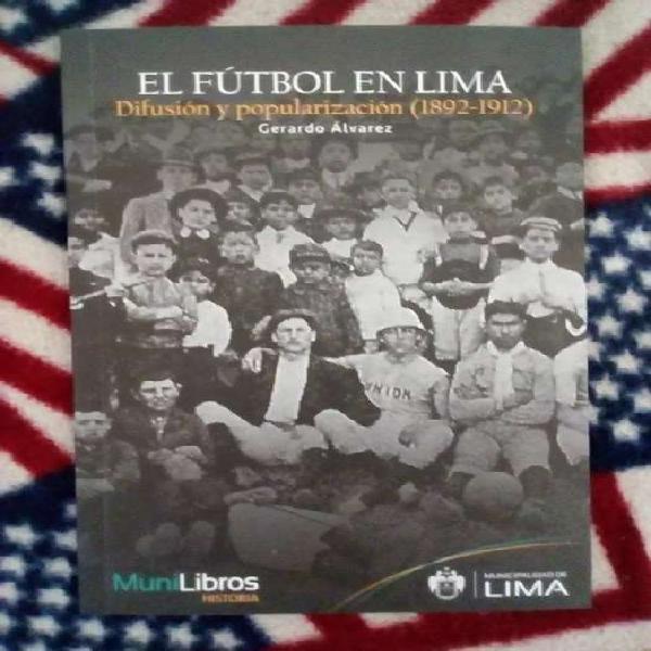 MuniLibro 20 - El Fútbol en Lima