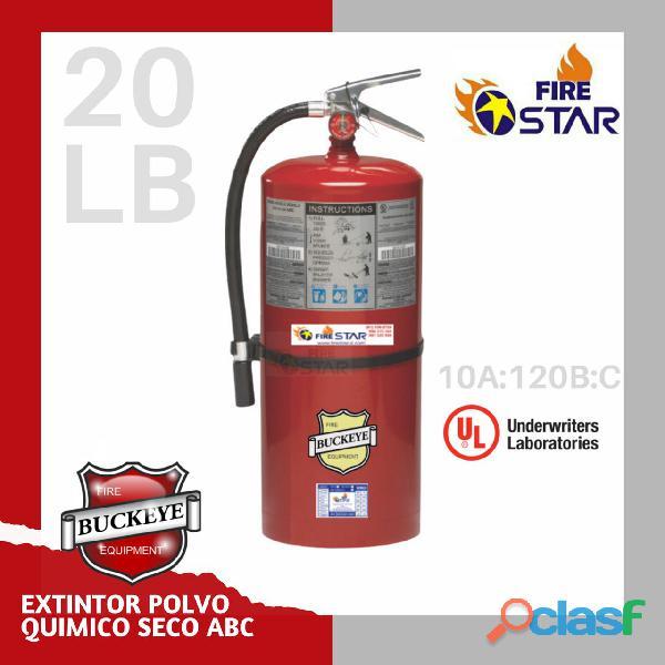 Extintores con certificacion ul   chimbote , huaraz