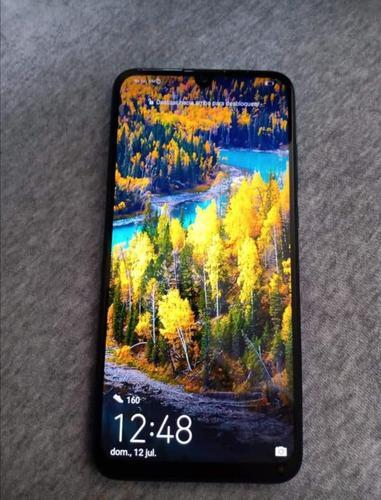 Celular huawei psmart 2019 de 64 gb color azul