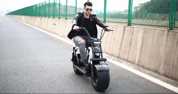 GreenLine Moto Eléctrica CHOPPER X