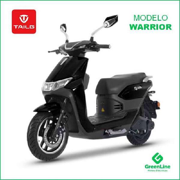 GreenLine Moto Eléctrica Warrior