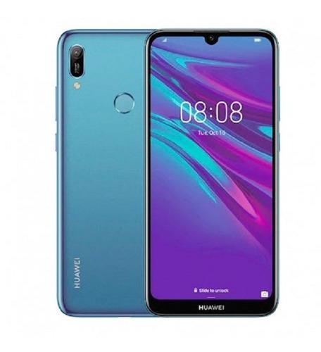 Smartphone huawei y6 2019 6.09 13mp 32gb desbloqueado