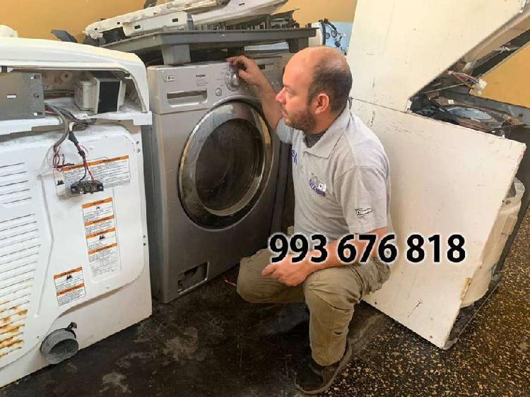 Su mejor opción para el servicio técnico a su lavadora y