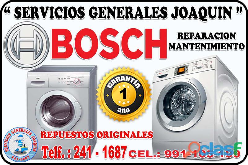 Servicio técnico de refrigeradoras, lavadoras, cocinas BOSCH 991 105 199