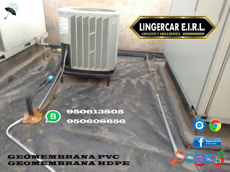 VENTA DE GEOMEMBRANA DE PVC Y HDPE