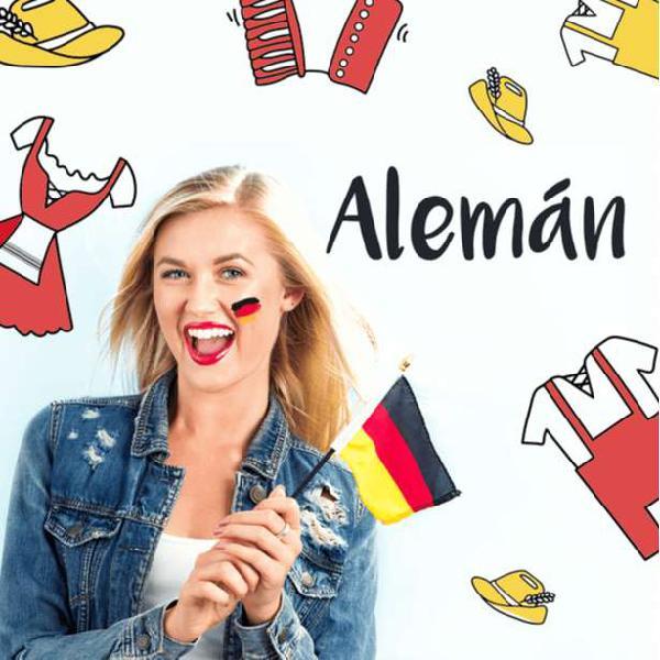 Clases del idioma alemán