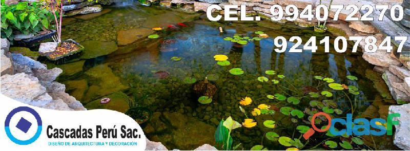 estanques para peces, estanques para interiores, estanques naturales, estanques de agua 12