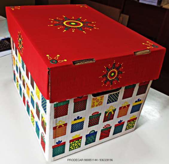 Cajas navideñas lima en lima