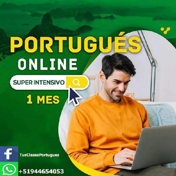 Traducciones trabajos tests online y clases de portugués a
