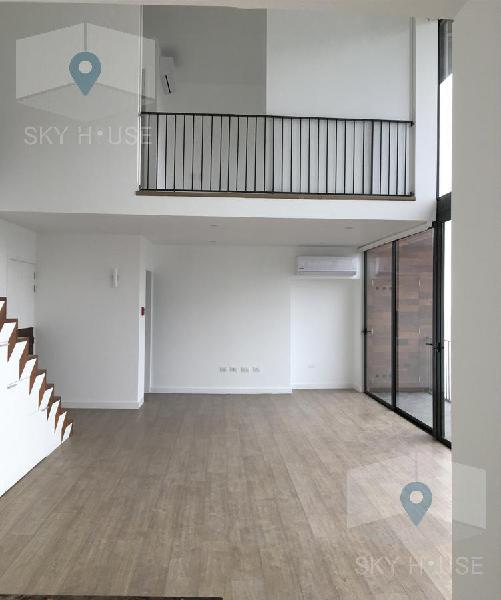 Alquiler moderno duplex diseño jordi puig, malecón de la