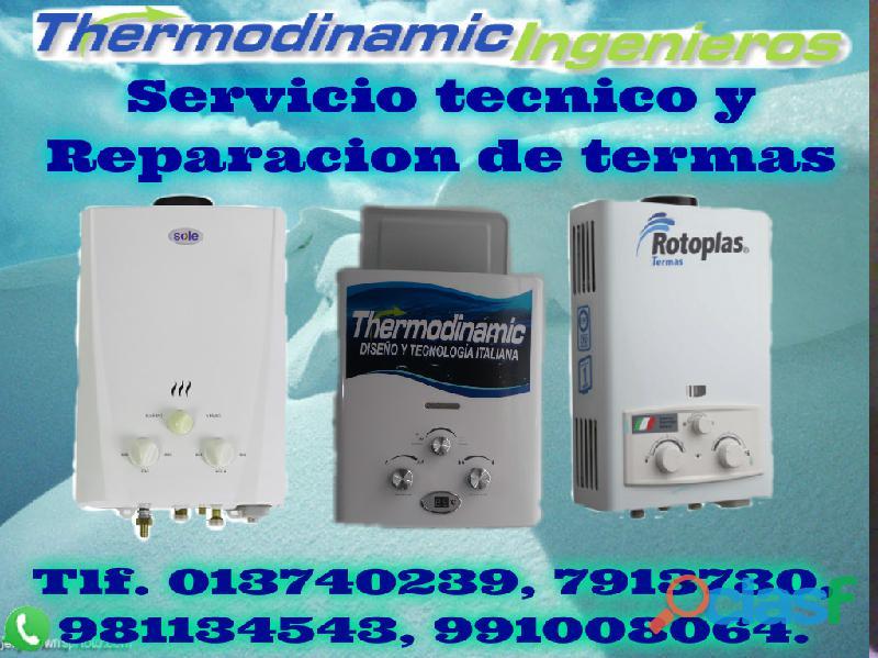 AQUAMAXX SERVICIO TECNICO DE TERMAS ELECTRICAS Y TERMAS A GAS AQUAMAXX, SOLE, RECCO 013740239