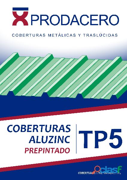 Aluzinc tr4 precio – calaminon prepintado natural – prodacero sac