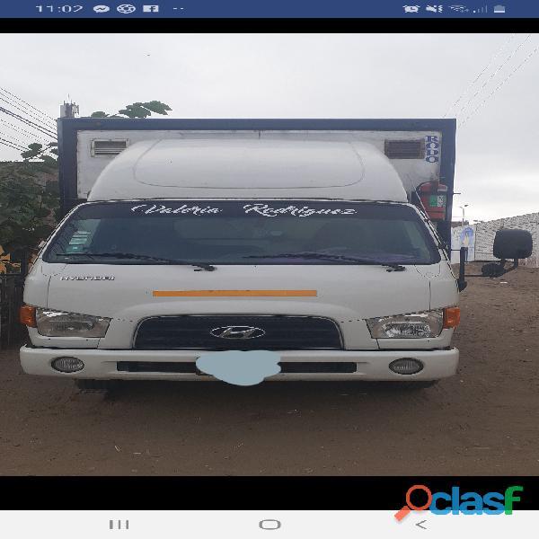 Transp. rodríguez se alquila camion hd78