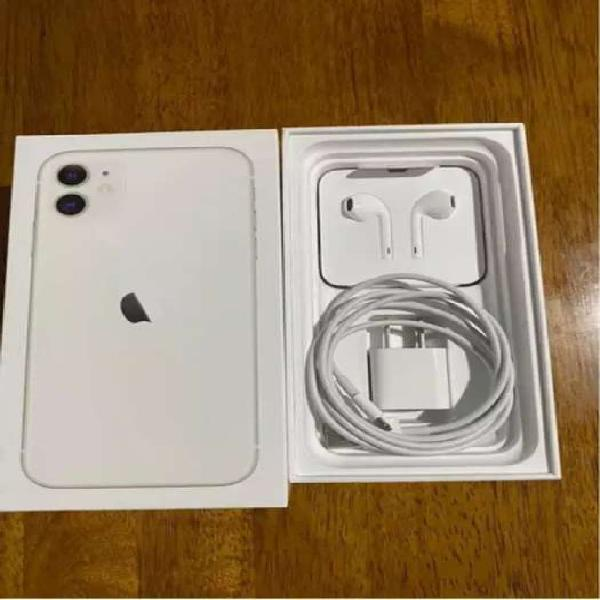 iPhone 11, 64gb, Libre, 10 Meses De Garantía batería bien