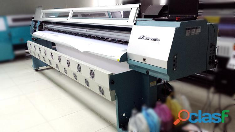 Se vende maquina de gigantografia challenger fy 3208   y 2