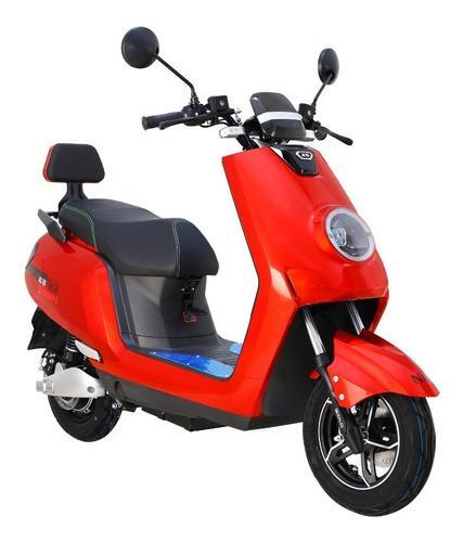 Moto scooter electrica benling vintage
