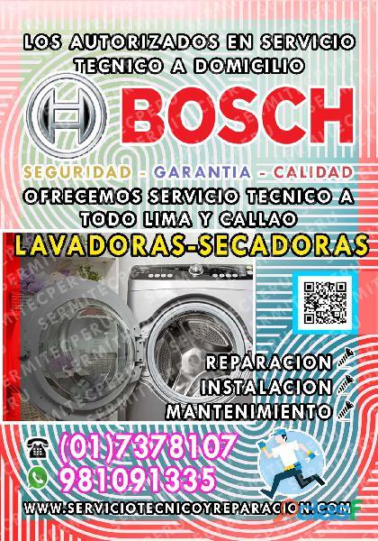 Bosch 981091335 !¡ técnicos de lavadoras!¡ en los olivos