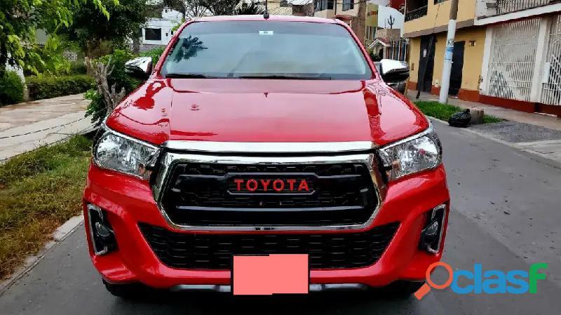 Toyota hilux srv 2019.