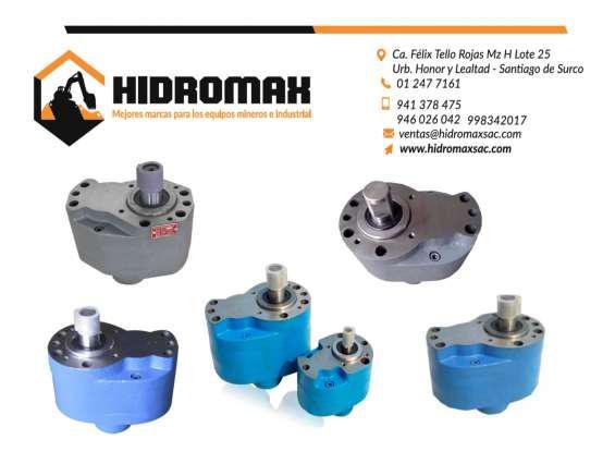 Bomba hidraulica de lubricacion de baja presion. en lima