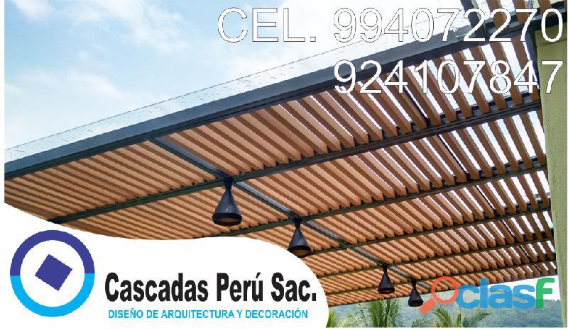 techo sol y sombra, techo sol y sombra madera, 7