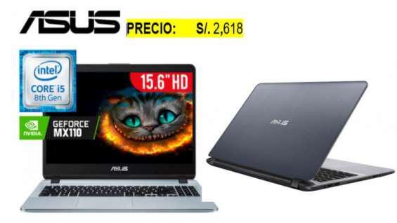laptop asus????????* en Lima