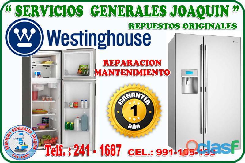 Mantenimiento * WESTINGHOUSE * lavasecas, lavadoras 991 105 199 en todo lima 1