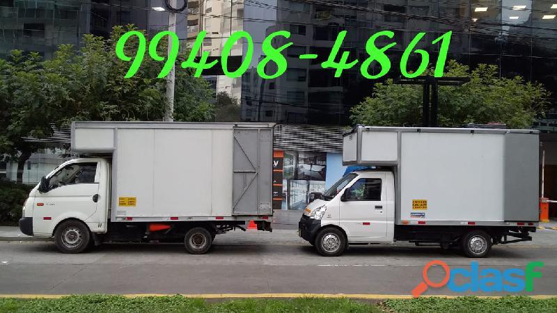 Distribucion reparto todo Lima
