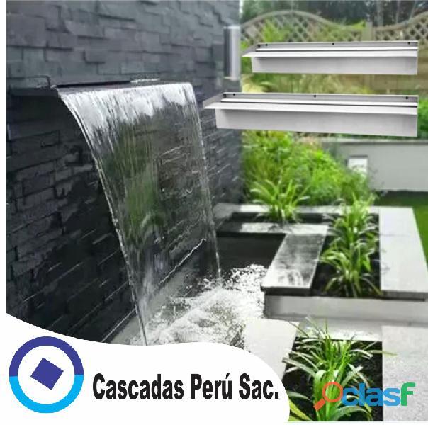 velos de agua, cascadas artificiales, muro llorón, caída de agua, piletas de agua 6