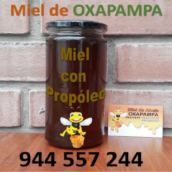 Miel con propoleo 944557244 en lima