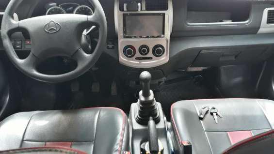 Se vende minivan changan grand supervan en lima