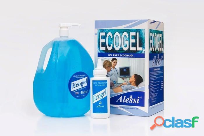ECOGEL de Galon Alessi con aplicador y frasco de 250 ml 1