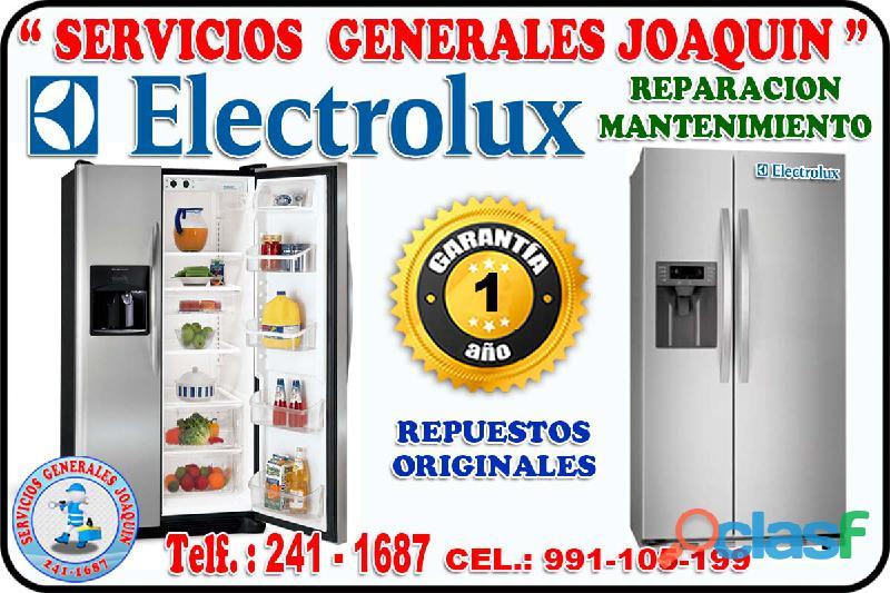 Reparaciones de refrigeradoras electrolux 2411687